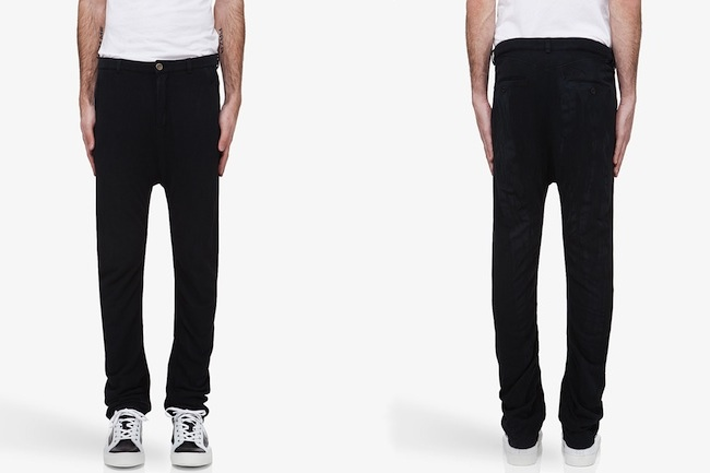 Buyers Guide: 5 Drop Crotch Jogging Pants