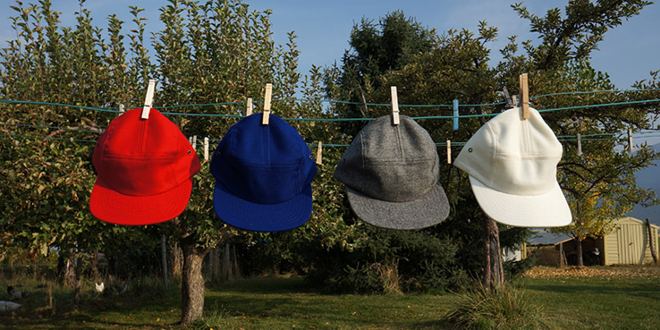 FairEnds 5-Panel Caps for Levi's Made Here Stores