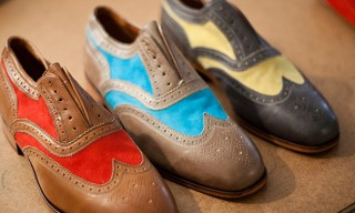 Florsheim by Duckie Brown Shoes for Spring Summer 2013