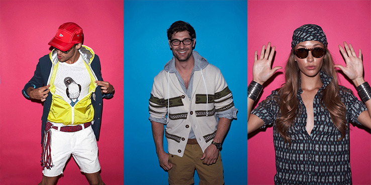 GANT by Michael Bastian Spring Summer 2013 - Preview