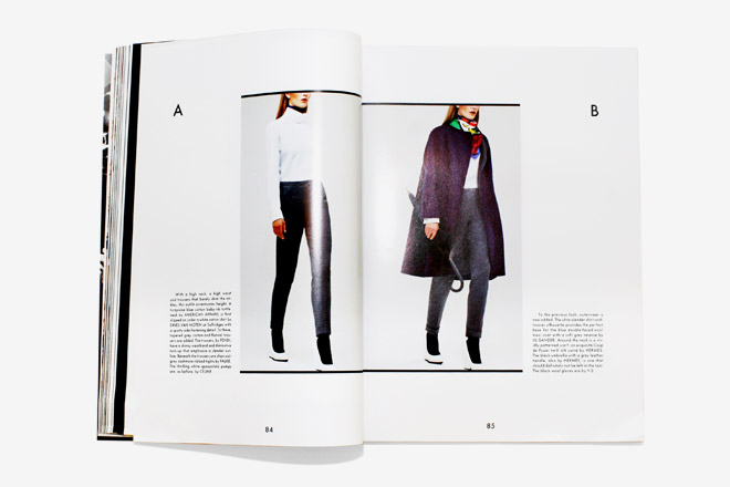 gentlewoman Issue 6