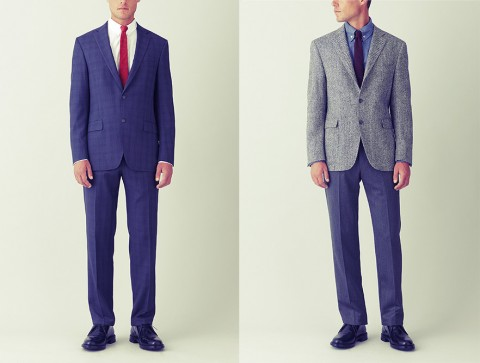 Hart Schaffner Marx for STEVEN ALAN Suiting