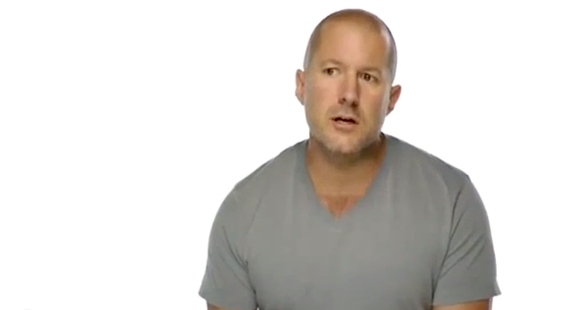 Head of Design Sir Jonathan Ive on the new Apple iPhone 5
