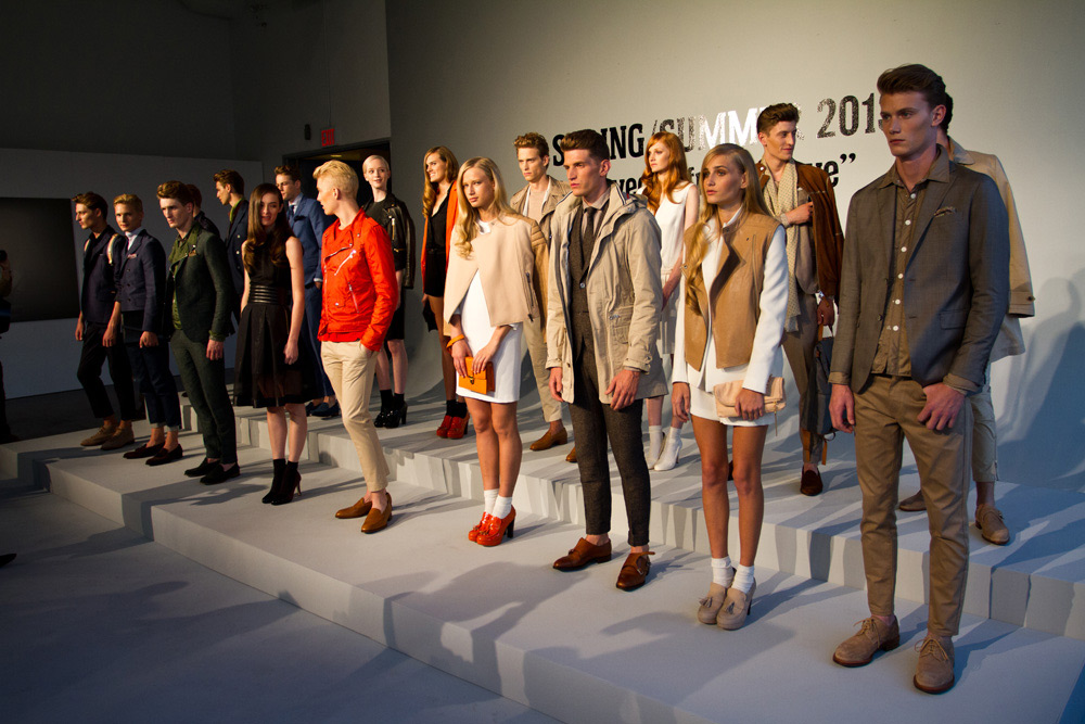 J. Lindeberg Spring Summer 2013 - Another Look