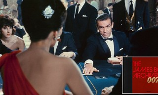 """""""The James Bond Archives"""" Book from Taschen"""