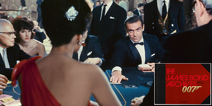 James Bond Archive Book from Taschen