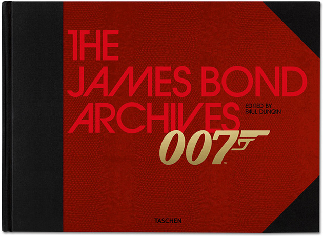 The James Bond Archives Book from Taschen