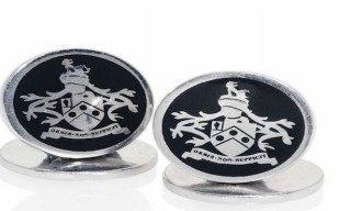 James Bond Skyfall Cufflinks By Tom Ford