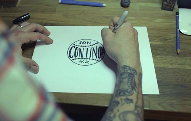 Jon Contino   CXXVI   Designer, Artist, Master of Type