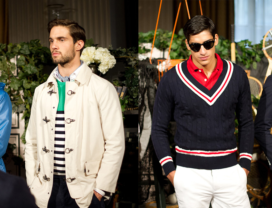 J.Press Spring Summer 2013 - Designed by Ovaida & Sons - Full Looks