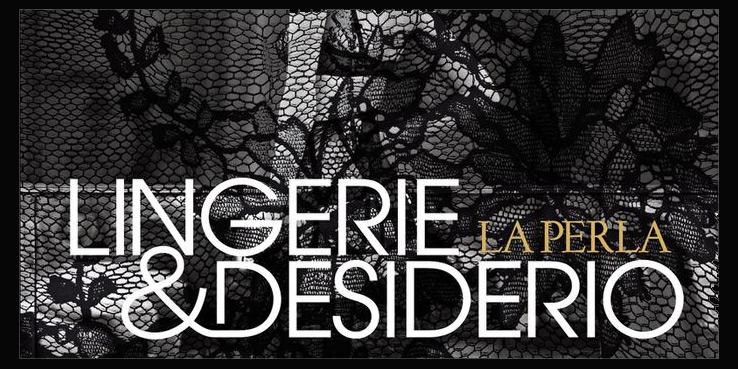 """""""La Perla: Lingerie & Desiderio"""" Book from Rizzoli"""