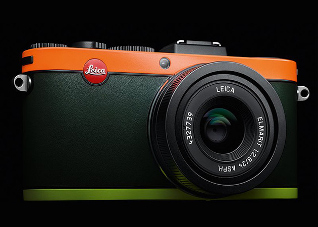 Leica X2 Camera - Edition Paul Smith
