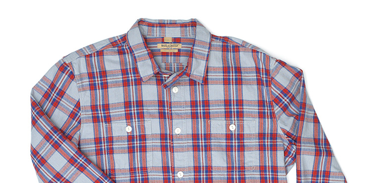 Levi's Made & Crafted Shirting for Fall Winter 2012