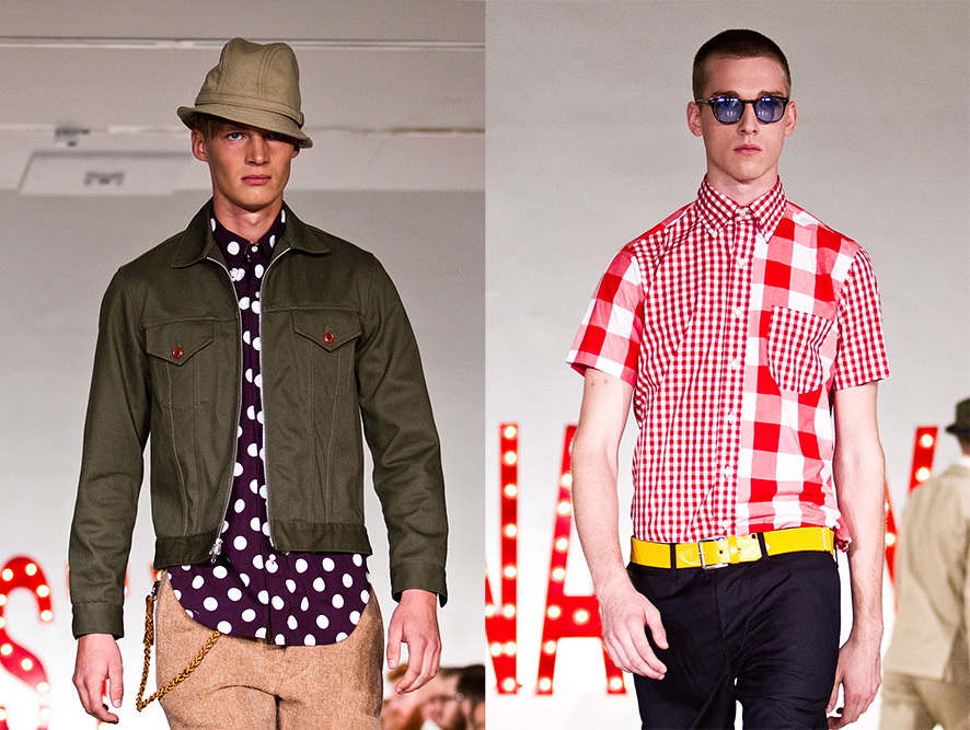 Mark McNairy Spring Summer 2013 - Men's and Women's - All Looks