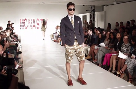 Watch | Mark McNairy New Amsterdam SS 2013 - Behind the Scenes