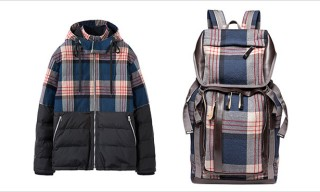 MARNI Tartan Collection for Fall Winter 2012