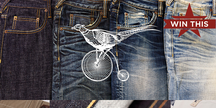 Win £1000 of Natural Selection Denim Fall Winter 2012 Goods