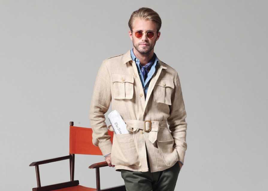 Ovadia & Sons Spring Summer 2013 - All Looks