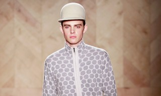 Perry Ellis by Duckie Brown Spring Summer 2013 – All Looks