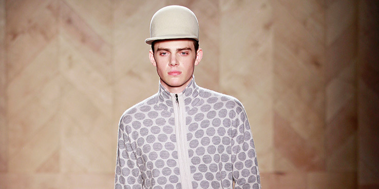 Perry Ellis by Duckie Brown Spring Summer 2013 - All Looks