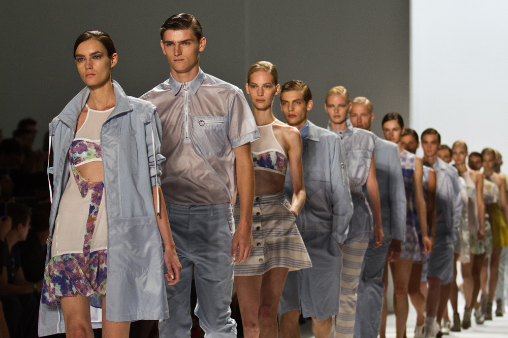 Richard Chai Spring Summer 2013 - Runway