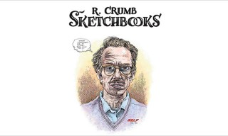 """Robert Crumb: Sketchbooks 1982-2011"" – A Massive Sketchbook Box"