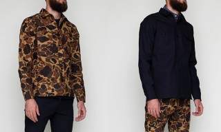 Rogue Territory for Need Supply Co. – Camo Work Shirts and More