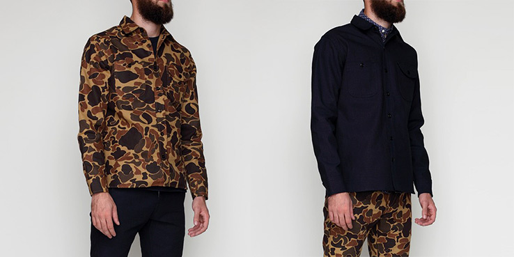 Rogue Territory for Need Supply Co. - Camo Work Shirts and More