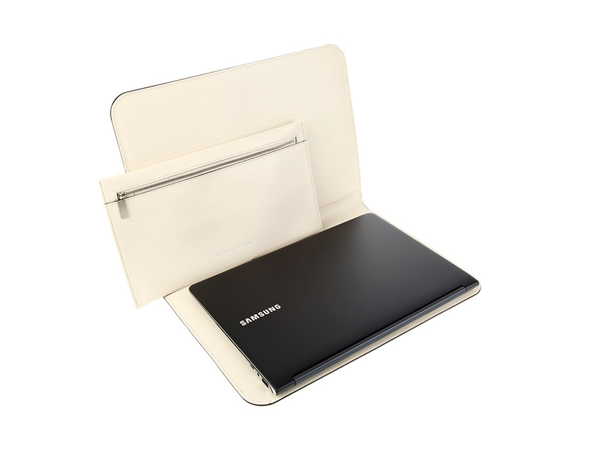 Valextra for Samsung Laptop Series 9 Leather Case
