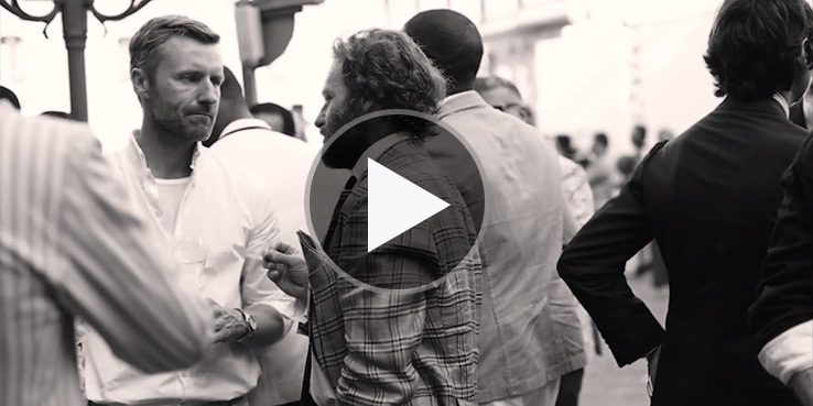 Watch | The Sartorialist Dinner in Florence, Summer 2012