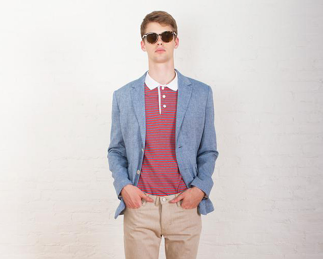 Shipley & Halmos Spring Summer 2013 - Full Look