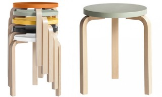 Artek Pays Homage to Stool 60 – 400 Stools!