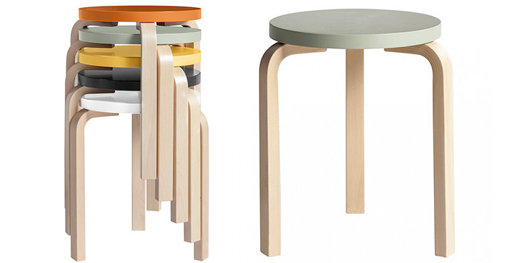 Artek Exhibtion Homage To Stool 60 Selectism