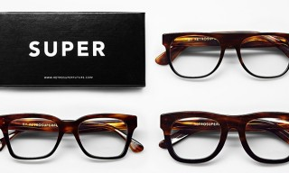 New SUPER Optical Frames for Fall Winter 2012 – New Shades