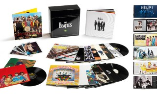 The Beatles 180g Vinyl Remaster Boxset – A Look Inside