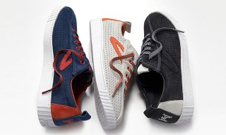 Tretorn for White Mountaineering Nylite Sneakers for Spring 2013