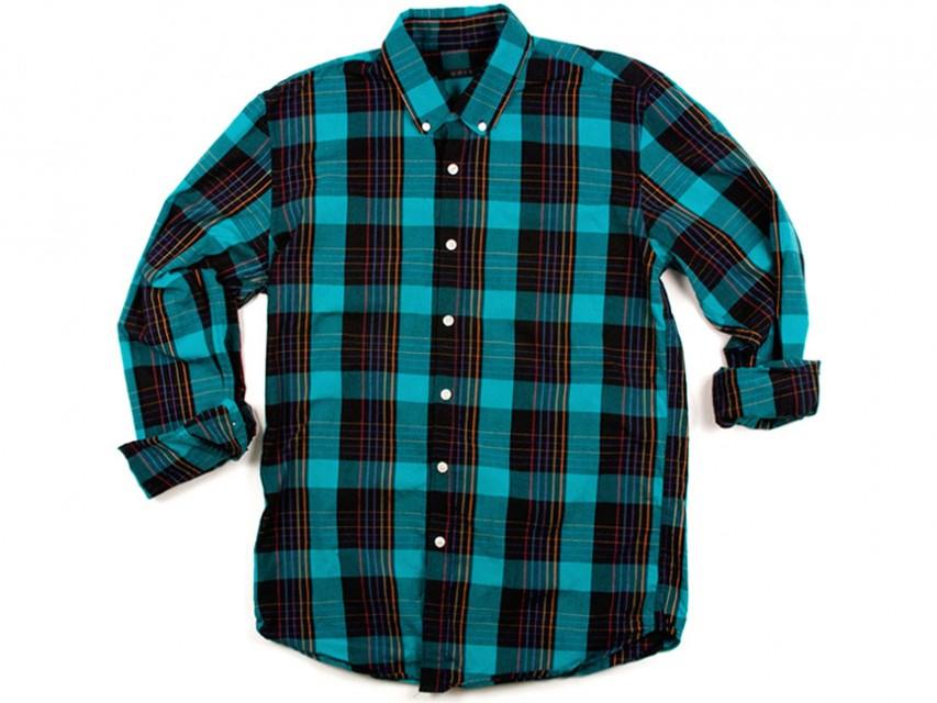 Unis Pre-Fall 2102 Flannel Shirts