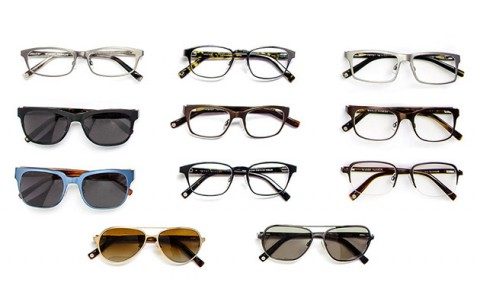 Warby Parker Goes Metal with Titanium Collection