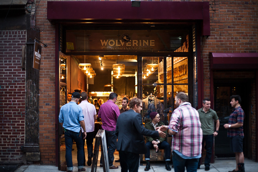 Wolverine 1K Pop-Up Store in NYC - A Look Inside
