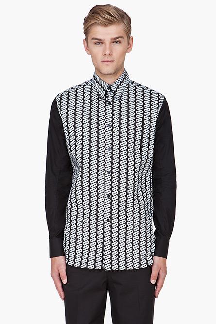 ysl-razor-blade-print-shirt-5