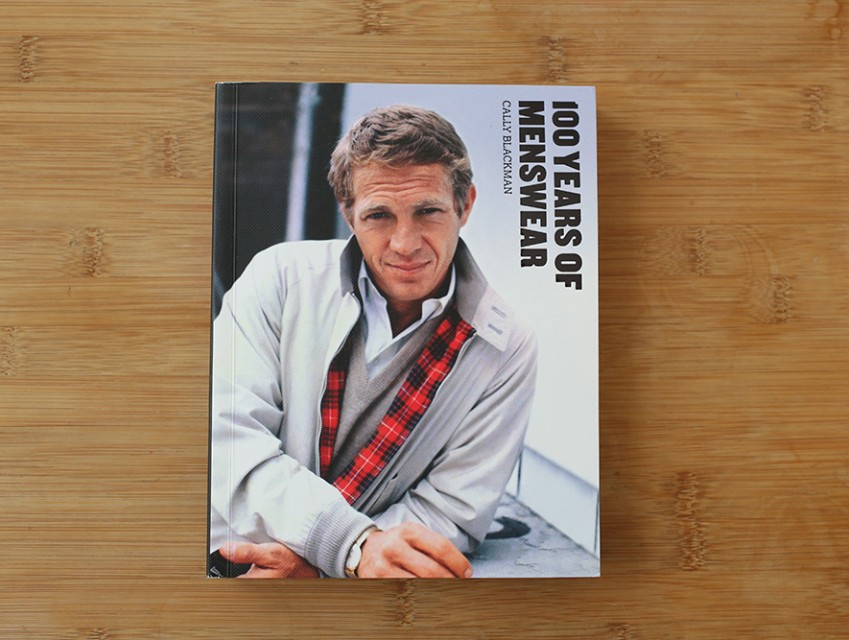 """100 Years of Menswear"" Mini Edition Book - A Look Inside"