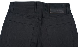 3sixteen 220x Double Black Denim – 2 Ways