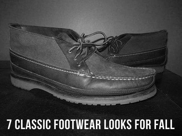 7 Classic Footwear Looks for Fall