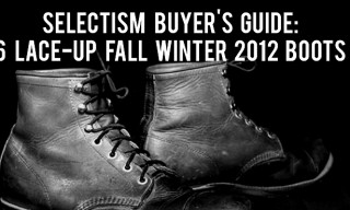 Buyers Guide: 6 Fall Winter Lace Up Boots
