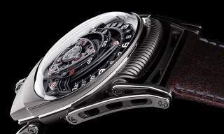 MB&F x URWERK C3H5N3O9 – Experiment ZR012 Watch