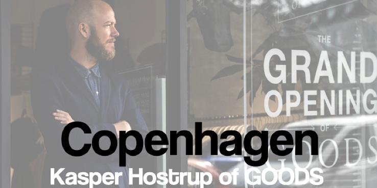 Copenhagen Kasper Hostrup