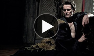 Willem Dafoe by Willy Vanderperre – AnOther Man – Fall 2012