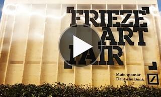Five Experts at Frieze Art Fair London 2012