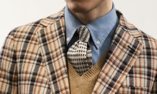 Gant Rugger Fall Winter 2012 Lookbook and 'Cook' Project