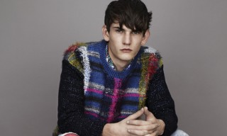 James Long for Topman Knitwear Collection